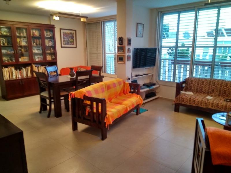 דירת 3.5 חד' למגורים והשקעה