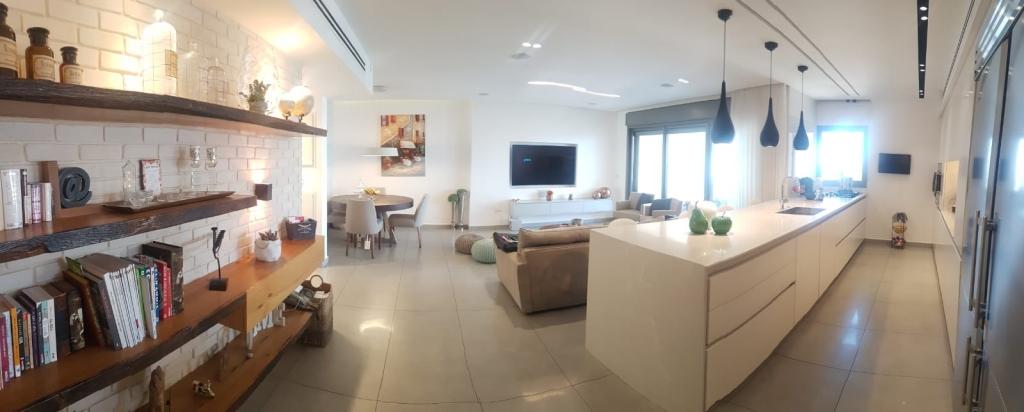 דירת 6 חדרים מעוצבת מהאגדות בפרויקט מבוקש!